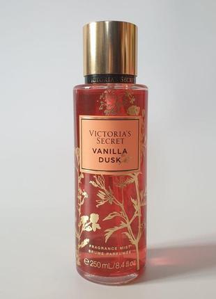 Мист/спрей для тела vanilla dusk victoria´s secret 🔥акция!🔥 получи скидку 7%