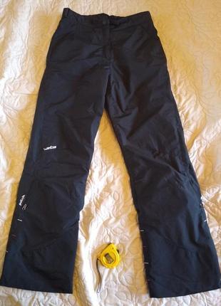 Зимние горнолыжные фирменные  женские штаны