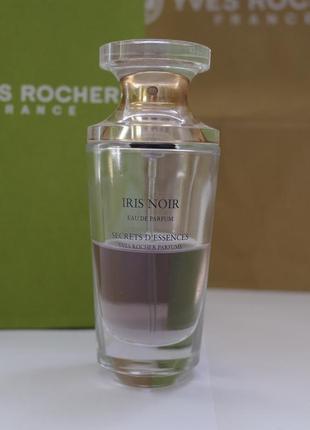 Распив  черный ирис- iris noir- ив роше (парфюмированная вода ) , пробник