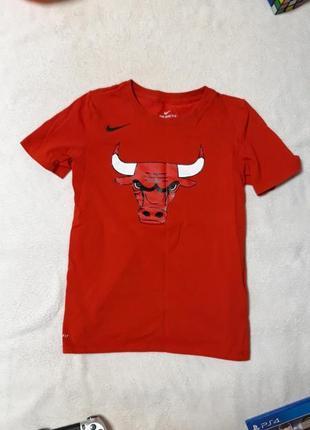 Футболка chicago bulls