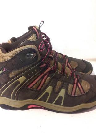 Треккинговые ботинки от бренда campri, р.37 код w3703
