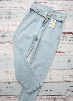 Miss d очень высокие джинсы