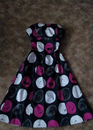 Платье миди вечернее сарафан 46 размер летнее нарядное выпускное coast