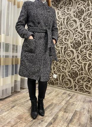 Теплющее зимнее пальто