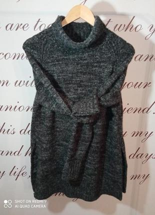 Black friday! свитер шерстяной zara 🖤
