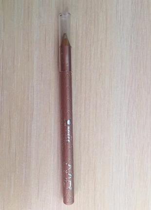 Карандаш для глаз світлий, олівець для очей світло рожевий.