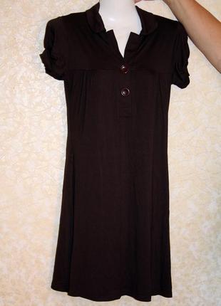 Классическое, прямое платье бренда in extenso.