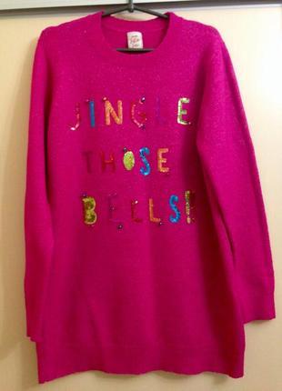 Рождественский свитер от george