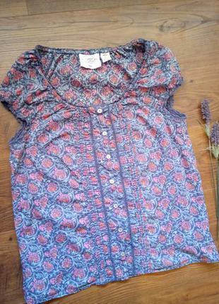 Легкая блузочка l.o.g.g. h&m