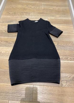 Платье дизайнерское marta wachholz 36 размер шерсть