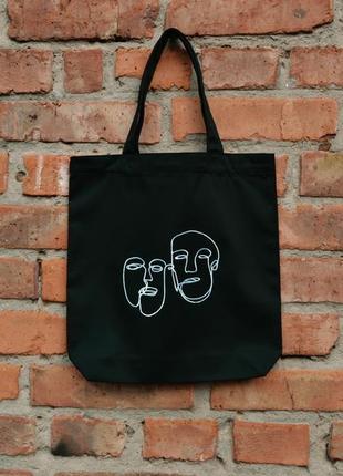 Еко -сумка від •tse torba•стильний шоппер