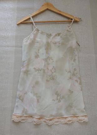 Шикарный шелковый пеньюар люкс бренда la perla распродажа