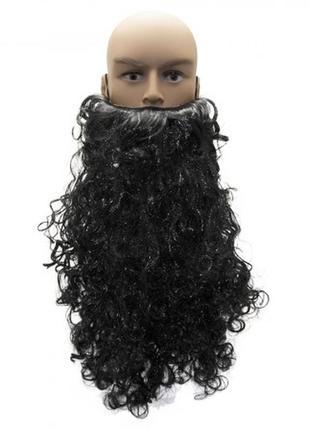 Маскарадный костюм карабаса барабаса - борода длинная