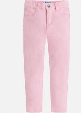 Модные брюки-леггинсы штаны от mayoral на 110 и 134 см.