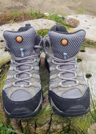 Треккинговые ботинки merrell, 38 размер