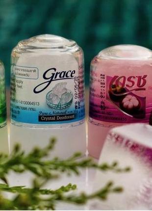 Натуральный тайский дезодорант с природными минеральными солями