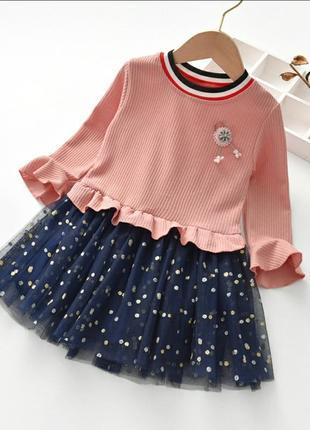 Красивые нарядные платья для детей