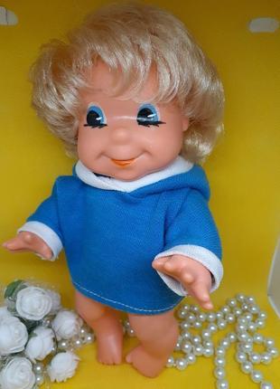 Куколка пупс гдр чудик kleinpuppen lichte 20 см винтаж кукла в одежде куколка кьюпи