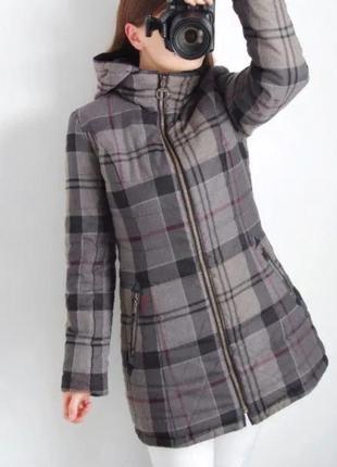 Женская двусторонняя куртка, порка barbour