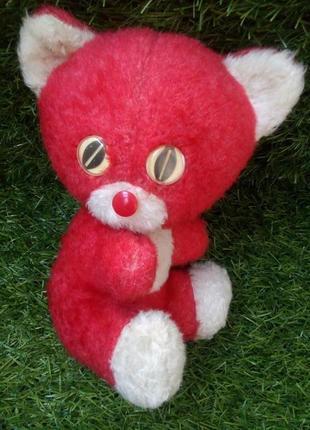 Енот (кот, медведь) мягкая плюшевая игрушка ссср советская