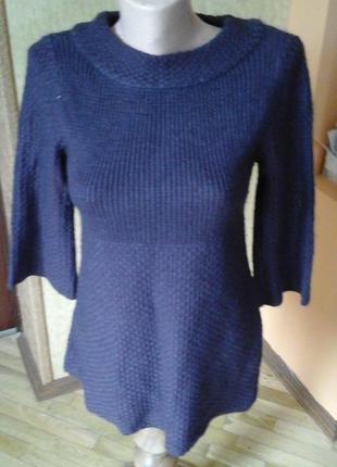 Теплое платье фирмы m&s