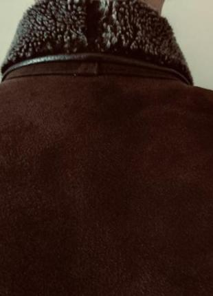 Дубленка натуральная daniel's pelle 52-549 фото