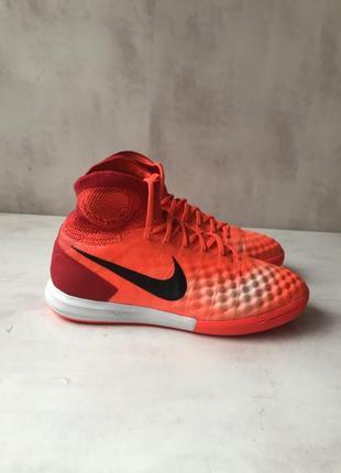 Nike magista x футзалы копочки бампы копы сороконожки оригинал