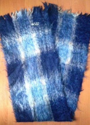 Теплый шарф, №2
