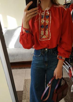 Вишиванка, вышиванка, блуза h&m zara