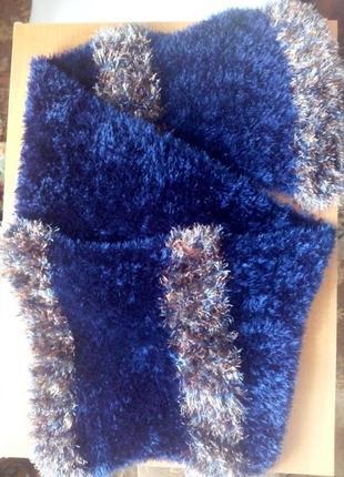 Большущий шикарнейший шарф-палантин