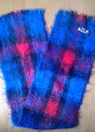 Теплый шарф, №3