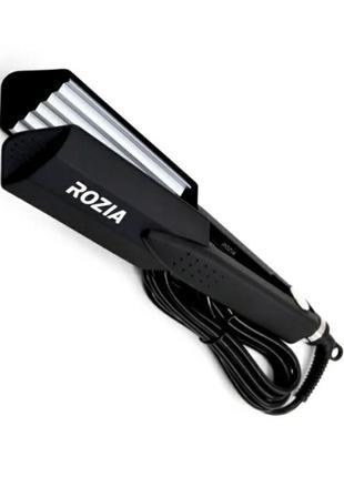 Новая гофре для волос rozia hr-746