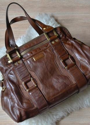 Jimmy choo malena brown сумка