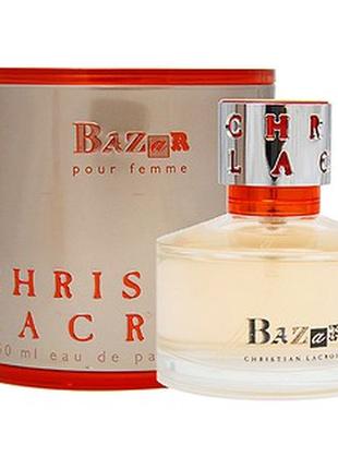 Распив парфюмированная вода christian lacroix bazar pour femme оригинал