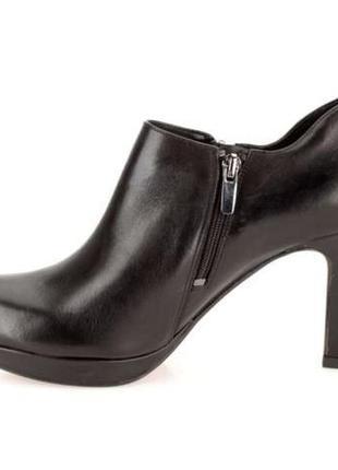 Clarks amos kendra кожаные полуботинки размер 38, 38. 5