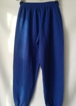 Толстовочные штаны
