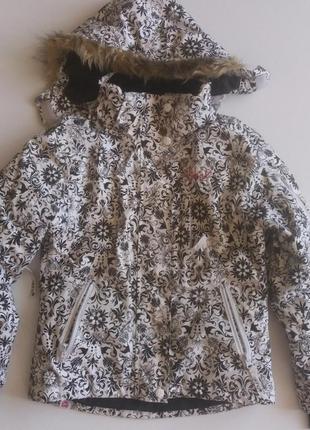 Лыжная куртка для девочки aloha