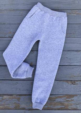 Спортивные штаны тёплые с начесом
