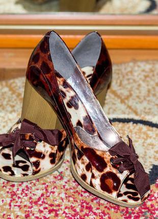 Суппер туфли welfare 36р.