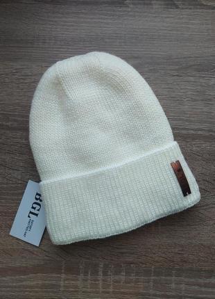 Шапка, шапочка, белая шапка, bgl
