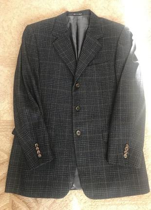 Стильный мужской пиджак lux бренда pal zileri1 фото