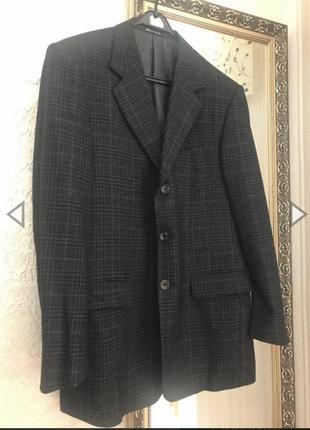Стильный мужской пиджак lux бренда pal zileri2 фото
