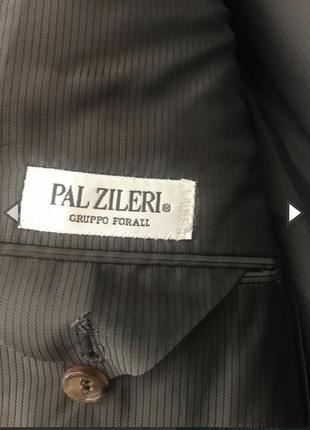 Стильный мужской пиджак lux бренда pal zileri5 фото