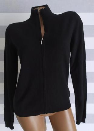 Шерстяная кофта джемпер бомпер свитер mc kenzy