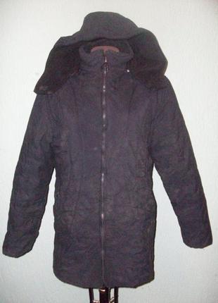 Теплая зимняя куртка. очень дешево