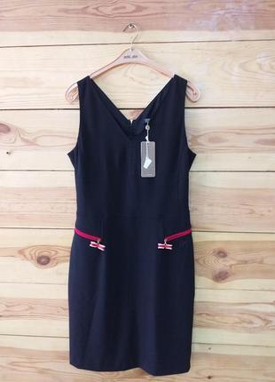 Стильное платье из италии. бренд vdp