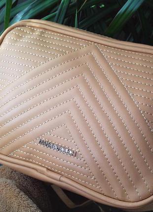 Женская сумка/бежевая сумка/клатч/маленькая сумка/длинный ремешок