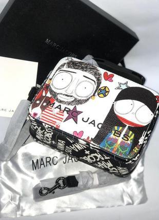 Женская сумочка marc jacobs the box