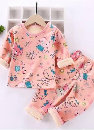 Пижама утепленная lovely
