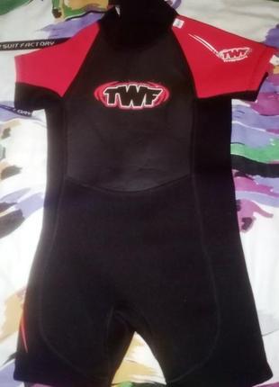 Детский гидрокостюм twf